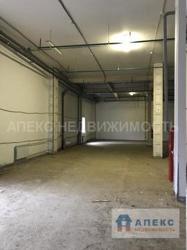 Аренда помещения пл. 453 м2 под производство, м. Щелковская в . - Фото 1