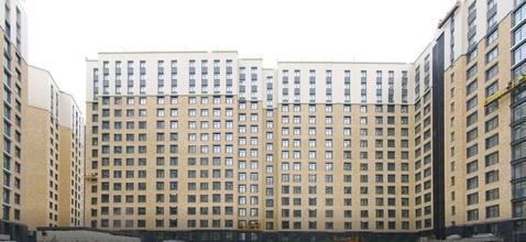 """ЖК """"Only""""-апартамент 93,07кв.м. с отделкой, 3 спальни и кухня-гостиная - Фото 3"""