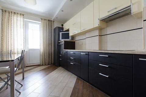 Продам отличную 3-комнатную квартиру 89 кв.м, Ленинский, 100к3 - Фото 3