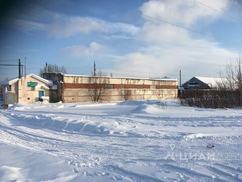 Склад в Удмуртия, Ижевск Новосмирновская ул, 38 (268.1 м) - Фото 1