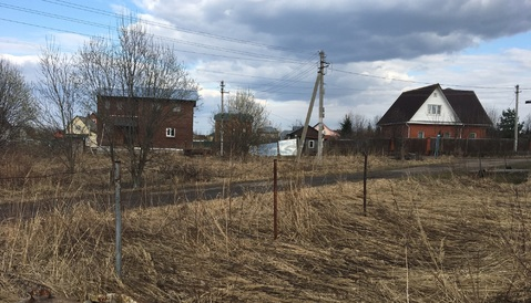 Продается земельный участок для строительства дома, Новая Москва. - Фото 4