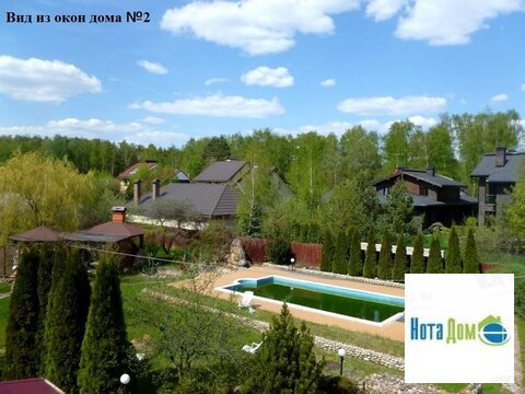 Дом в п Образцово площадью 500 кв.м - Фото 4