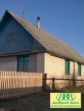 Дом с участком в д. Шуранкуль - Фото 1
