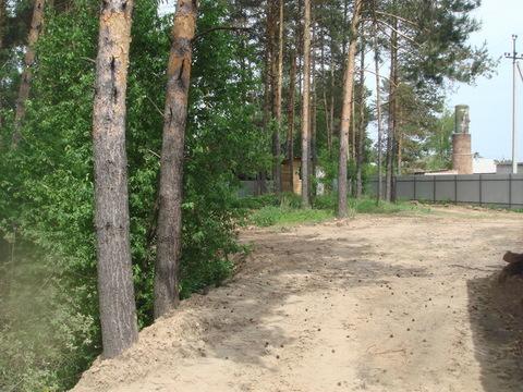 Продаю земельный уч. 19 соток в п. Улыбышево - Фото 3