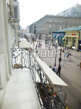 4-х 151кв.м. Москва ул Арбат д 29 - Фото 2