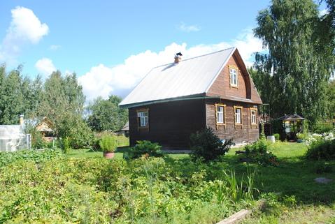 Продается дом+зем.участок - Фото 4