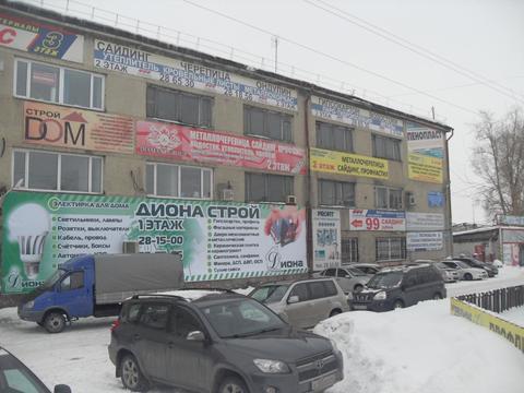 Торговая площадь, 107 кв. пр. Кузнецкий - Фото 1