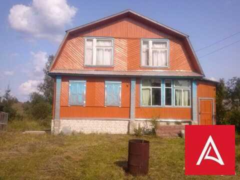 Дом д. Твердякино, Тверская область, Осташковский район - Фото 1