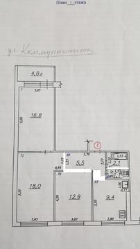 Сдам универсальное помещение 66м в аренду - Фото 3