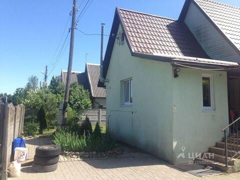 Продажа дома, Мельниково, Зеленоградский район, Калининградское ш. - Фото 1