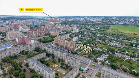 Земельные участки общей площадью 25 соток в г. Саранск, мкр. Химмаш - Фото 3