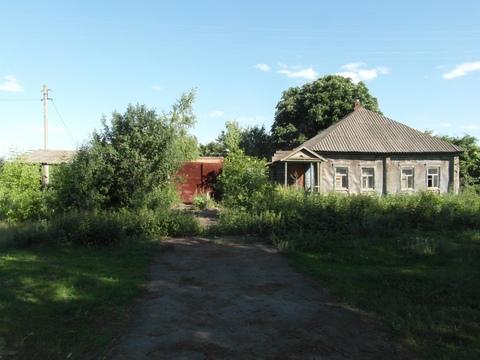 Продам дом с участком с.коршево - Фото 1