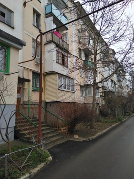 2х комнатная квартира 43 кв.м. - Фото 1