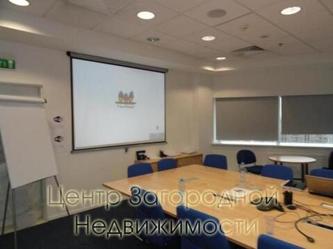 Аренда офиса в Москве, Смоленская, 1584 кв.м, класс A. м. . - Фото 5