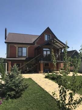 Продам: дом 261 м2 на участке 12 сот, охрана, Продажа домов и коттеджей Ильинка, Икрянинский район, ID объекта - 502597661 - Фото 1