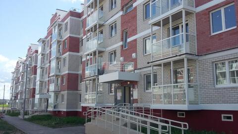 1 350 000 Руб., Однокомнатная квартира 27 кв. м. в новом доме, Купить квартиру в Туле по недорогой цене, ID объекта - 315817489 - Фото 1