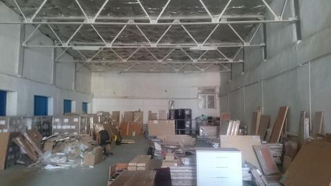 Производственно-складское помещение 347 кв.м. - Фото 1