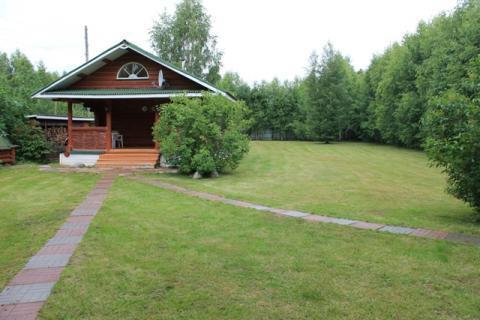 Финский дом, 20 соток в д. Шатрищи в 100 м. от реки Волга - Фото 2