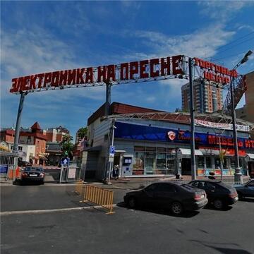 Продажа торгового имущественного комплекса 19400 м2 в Пресненском р-н - Фото 1