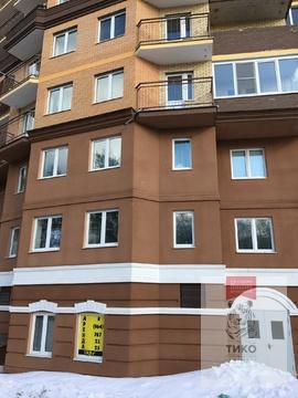 Звенигород, Нахабинское шоссе 1, к1 студия на 2-м этаже - Фото 3