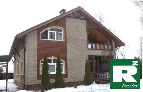Просторный двухэтажный коттедж 400 кв.м. В городе Обнинске, Белкино - Фото 1