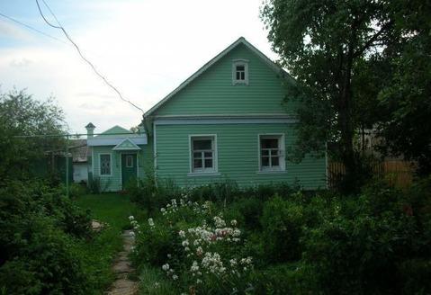 Сдам дом в Рязанской области, Скопинский район, Заречный, д Свинушки. - Фото 1