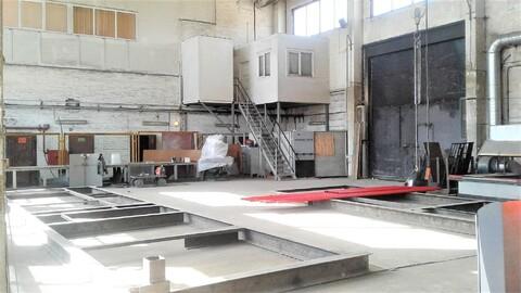 Производственное помещение в Красном селе 450м2 - Фото 1