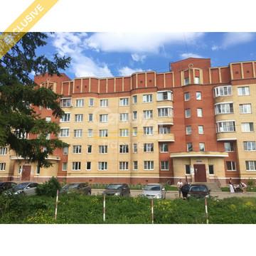 Двухкомнатная квартира мкр Чкаловский улучшенной планировки, Купить квартиру в Переславле-Залесском по недорогой цене, ID объекта - 321183419 - Фото 1