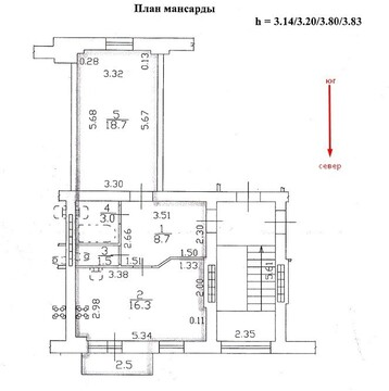 Продажа квартиры, м. Нарвская, Ул. Турбинная - Фото 2