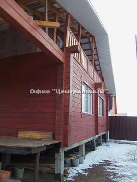 Азовский район, с. Кулешовка, дом из бруса 140 кв.м, уч. 4 сотки - Фото 3