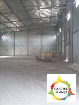 Под склад, утепленный, выс. потолка 8 м, пол асфальто бетон, евро фур - Фото 4