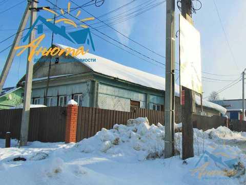 Продается дом с газом в центре города Жуков Калужской области - Фото 4