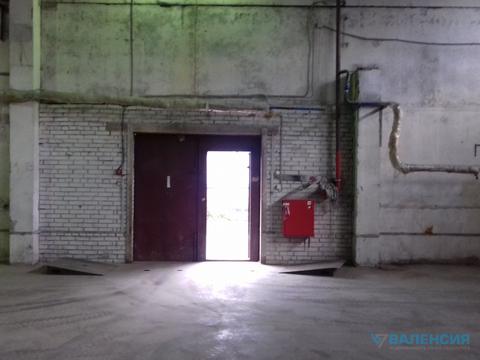 Аренда теплого склада 325.6м2, 1эт, потолок h-9м, ул. М.Новикова 28. - Фото 2