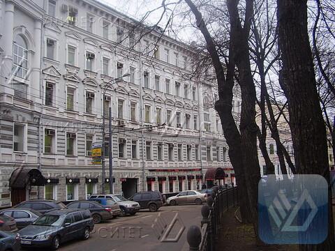 Сдам офис 172 кв.м, Гоголевский бульвар, д. 17 - Фото 1