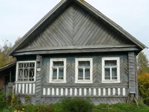 Продаётся дом с баней в д. Красные Станки Новгородского р-на - Фото 1