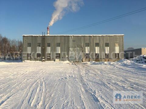 Аренда помещения пл. 1800 м2 под склад, производство Чехов . - Фото 2