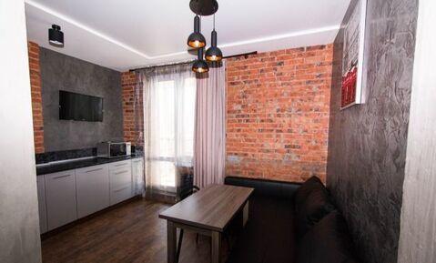 Отличная, просторная квартира в новом доме, дизайнерский ремонт. - Фото 5