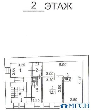 Здание 214 м2. г. Москва, Средний Тишинский пер, д. 14, стр.4 - Фото 5
