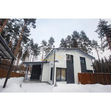 Продается отличный дом 130 кв.м. на участке 6 соток - Фото 1