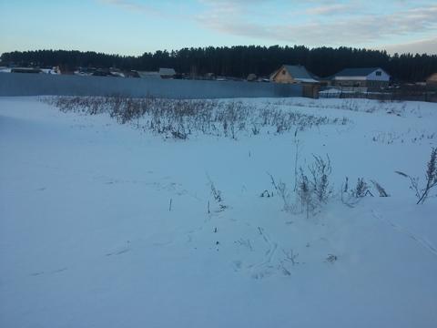 Продам земельный участок г.Сосновоборск, рядом с 31 мкр, 15 соток - Фото 3