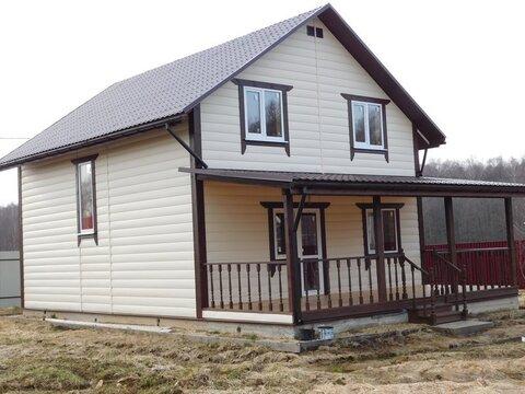 Дача дом в Боровском районе Калужской области возле леса - Фото 3