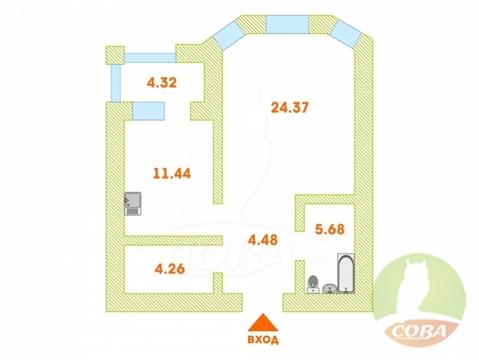 Продажа квартиры, Тюмень, Ул. Циолковского - Фото 1