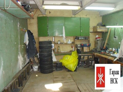 Продам капитальный гараж ГСК Радуга № 625. Верхняя зона Академгородка - Фото 3