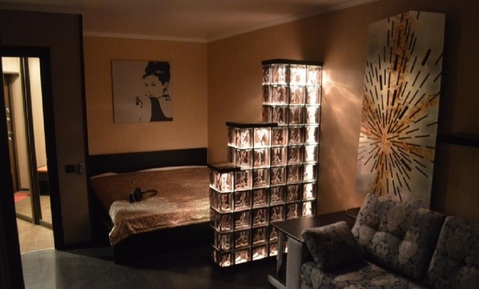 Однокомнатная элегантная квартира с джакузи в новом доме - Фото 2