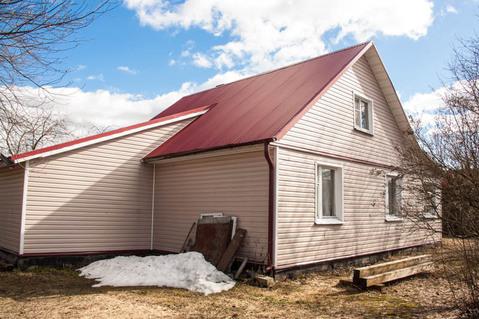 Жилой дом из бруса д. Родионово, рядом с Санино - Фото 2