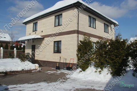 Калужское ш. 30 км от МКАД, Лужки, Коттедж 210 кв. м - Фото 1