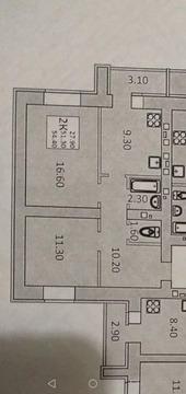 Объявление №64958964: Продаю 2 комн. квартиру. Саратов, улица имени А.В. Плякина, 7,