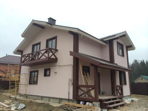 Дом в Калужской области недорого без посредников в деревне Деревня сел - Фото 1