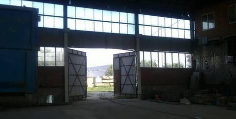 База 42 сот, склад 1400 м2