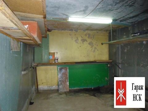 Продам капитальный гараж на ГСК Радуга, верхняя зона Академгородка - Фото 5
